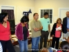 Local Hispanic community activists address the House Party