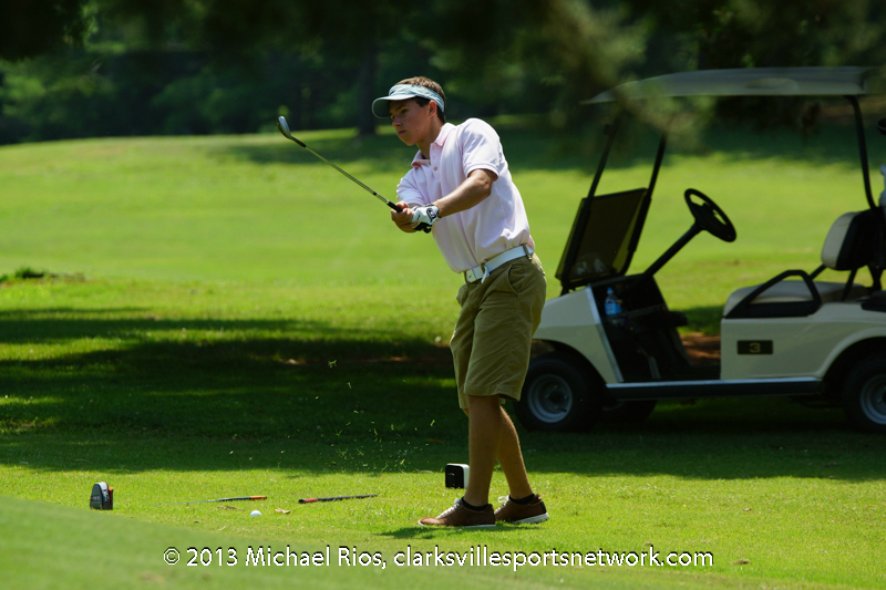Tyler Phillips Steven Williams Hold One Shot Lead After