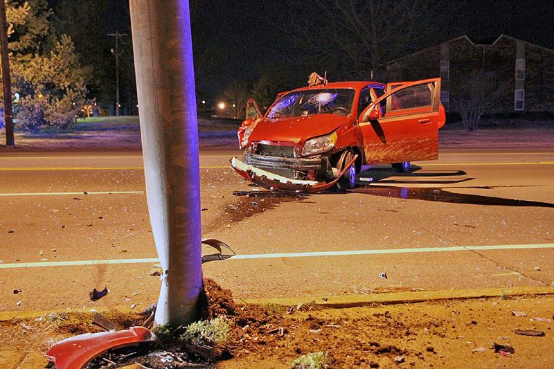 Car Accident Maury County Tn