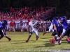 Clarksville High School vs. Henry County 10-11-13