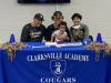 Clarksville  Academy - Tyee Turner