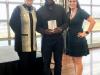 Steven Gilbert Receiving 2017 Rising Star Award