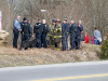 A business on 41A Bypass was the scence of a bomb threat Thursday.
