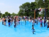 Clarksville Parks and Recreation's brand-new Splash Park at Edith Pettus Park is now open