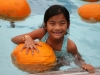 Clarksville Parks and Recreation's annual Floating Pumpkin Patch.