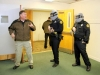 Clarksville Police Department Active Shooter Training. (Photo by CPD-Jim Knoll)
