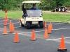 Clarksville Police Department's free Student Traffic Awareness Training (S.T.A.T) class. (Jennifer Szczerbiak, CPD)