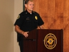 Clarksville Police Department holds Promotion Ceremony for Benjamin Blackmon and David Keenom