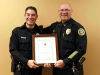 Clarksville Police Department Officer Coz Minetos selected American Legion Law Enforcement Officer of the Year