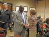 Clarksville Police Department's Sergeant John W Hunt Retires