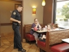 "Clarksville Police Department's third ""Coffee with a Cop"" was held Saturday, July 15th at the Chick-Fil-A located on Madison Street."