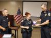 Clarksville Police Officer Samantha Kellett Receives a Lifesaver Award