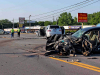 Clarksville Police responded to Four Car Accident on Fort Campbell Boulevard