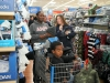 Nearly 100 Children get a Shopping Spree from the Clarksville Police Union. (Photo by CPD-Jim Knoll)
