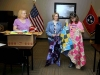 Clarksville Quilters Generously Donate 224 Hand-Made Trunk Quilts