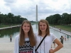 Lexi Koon & Kurstan Buck at Washington Monument