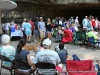 """Dunbar Cave's """"Cooling at the Cave"""" event."""