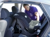 Clarksville Police Department team with Montgomery County Sheriff's Office for Free Car Seat Inspections and Education