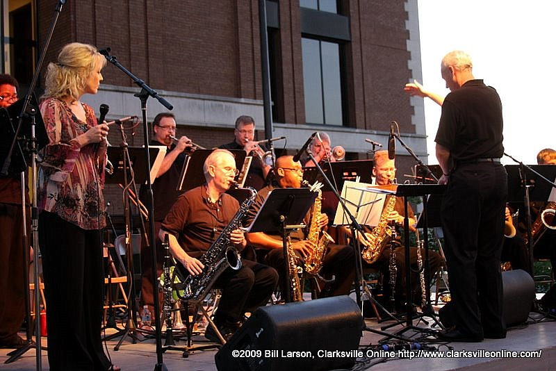 The Cumberland Jazz Project at Jammin' in the Alley