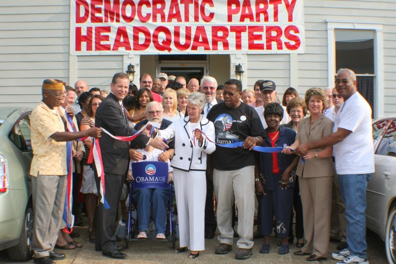 MCDP Hqtrs ribbon cutting