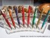 Beautiful wood pens