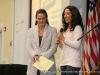 Carrie Drosnes & Veronica Valencia from the design team