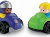 Fisher-Price Little People Wheelies Stand \'n Play Rampway