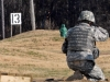 "A Soldier assigned to the 3rd Brigade Combat Team ""Rakkasans"", 101st Airborne Division, practices his marksmanship abilities on pop-up targets using an M-4 carbine Nov. 19 at Fort Campbell, Ky. Each Soldier must qualify with their weapon in order to graduate from the Individual Readiness Training course and be allowed to deploy. (U.S. Army photo taken by SPC Brian Smith-Dutton, 3rd Brigade Combat Team 101st Airborne Division)"