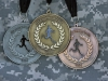 Fort Campbell athletes bring home Gold, Silver and Bronze medals from Army Warrior Games trials held at the U.S. Military Academy, West Point, NY. (U.S. Army photo by Stacy Rzepka/RELEASED)