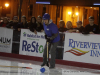 Broomball Challenge at Downtown Commons Ice Rink