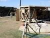 Soldiers with the129th Combat Sustainment Support Battalion, 101st Airborne Division Sustainment Brigade (Lifeliners), 101st Airborne Division (Air Assault), fill their Load Handling System Compatible Water Tank Rack (Hippo) at the tactical water purification system (TWPS) site pumping stations, on Sept. 3, 2015, at the Joint Readiness Training Center's Intermediate Staging Base in Alexandria, Louisiana. (Sgt. 1st Class Mary Rose Mittlesteadt, 101st Airborne Division Sustainment Brigade (Lifeliners) Public Affairs)