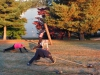 Fort Campbell\'s Red Knight Rakkasans Wear Pink