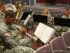 101st Division Band plays