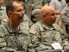 Naturalization ceremony at Ft Campbell