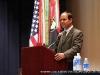 US Rep. Zach Wamp greets newly sworn U. S. citizens
