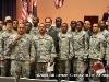 Newly sworn citizen-soldiers