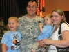 Citizen Garcia with proud family members