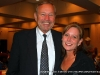 Charles Smith and Cindy Chambers celebrate the air of change