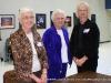 Mary Weakley, Ann Albright, and Rosalie Hite at Sango Elementary School.