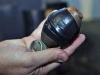 Inert grenade. (Photo by CPD-Jim Knoll)