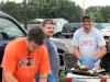Hilltop Super Market\'s 3rd Annual BBQ Cook Off.