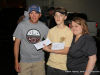Hilltop Supermarket's 1st annual Country Kids Cook-Off winner Dylan Byard with friends and family.