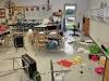 Glenellen School damage. (Photo by Jim Knoll – CPD Public Information Officer)
