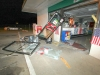Kangaroo Express at 1874 Memorial Drive was robbed. The ATM was pulled through the doors and Cash Stolen.