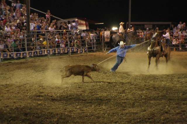 Kiwanis Lone Star Rodeo Rides Into Town Clarksville Tn