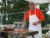 """Wayne Abrams doing his """"Applewood Magic"""" at Kiwanis Rodeo 2008"""