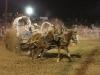 Chucj Wagon Racing - Kiwanis rodeo 2008