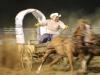 Chuch Wagon Racing - Kiwanis Rodeo 2008