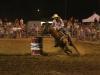 Barrel Racing - Kiwanis Rodeo 2008