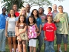 The Orville Lewis extended family group
